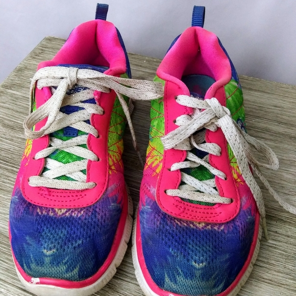 Skechers Shoes | Girls Multi Colored